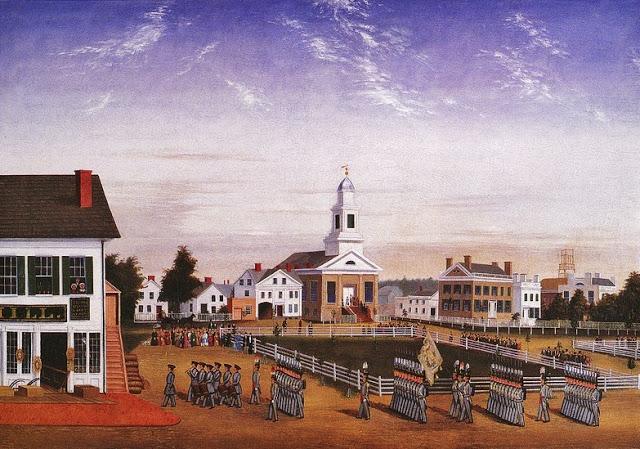 1839 Cleveland Ohio Militia