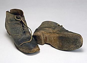 gettysburg shoe myth
