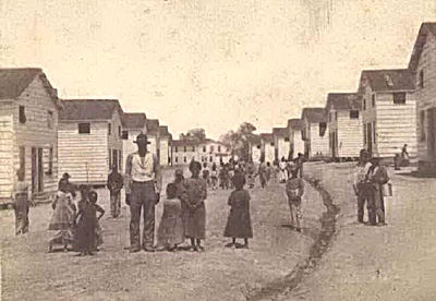 freedmens village