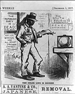 black suffrage