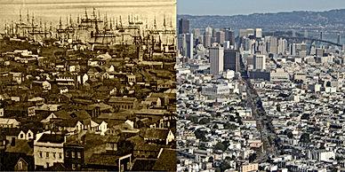 San Fransisco Gold Rush