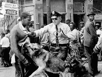 police brutality birmingham-1963
