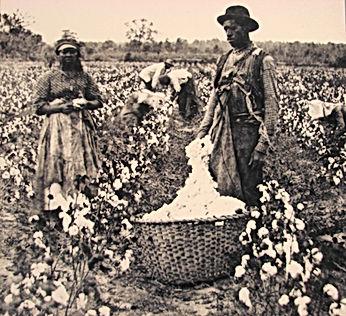 slave field hands