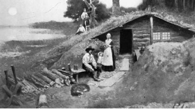 Early Colonial Homes