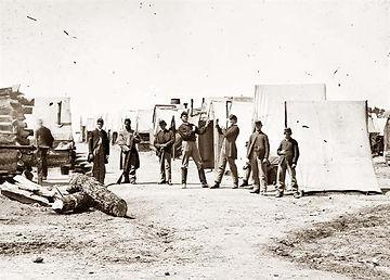 civil war boxing match