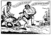 Embargo Act Political Cartoon