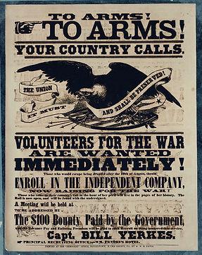Union war volunteers