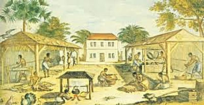 Slaves in Virginia