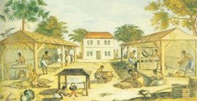 Slaves in Virginia