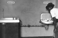 segregated water fountain