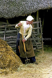 colonial work