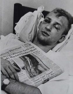 Fankhauser hospitalized