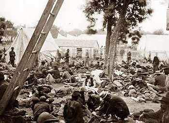 civil war hospital