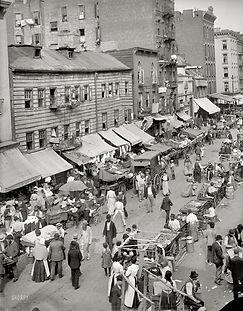 New York City 19th century