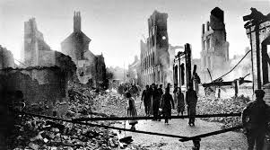 coventry after a 1940 air raid