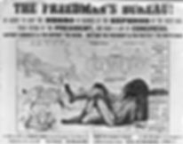 freedmen bureau opposition