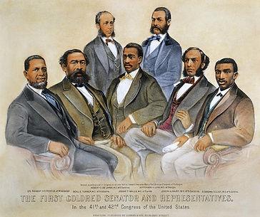 Reconstruction senators