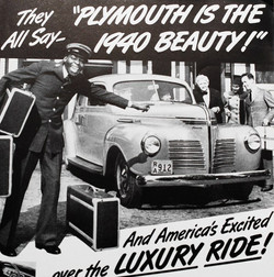 Plymouth Ad