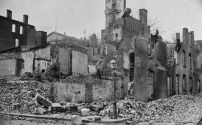 Richmond ruins