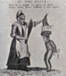 Puritan Punishment