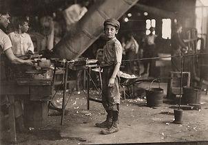 child factory worker