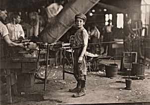 child factory worker