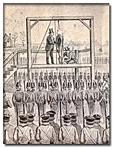 John Brown Execution
