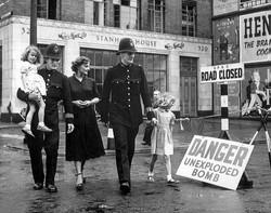 londonbliz-family after a raid