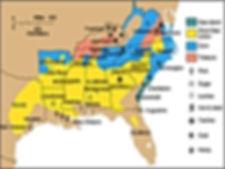 plantation cash crop map