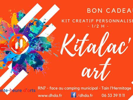 Les KITALAC'ART débarquent !