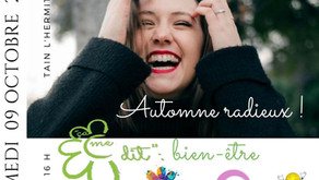 """Ca me dit bien-être : """"Automne-Radieux"""""""