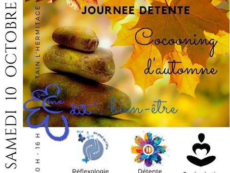 """""""Ca me dit bien-être : Cocooning d'Automne"""""""