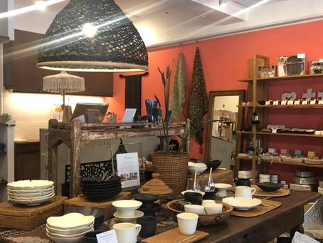 yoshida potteryお取扱店のご紹介