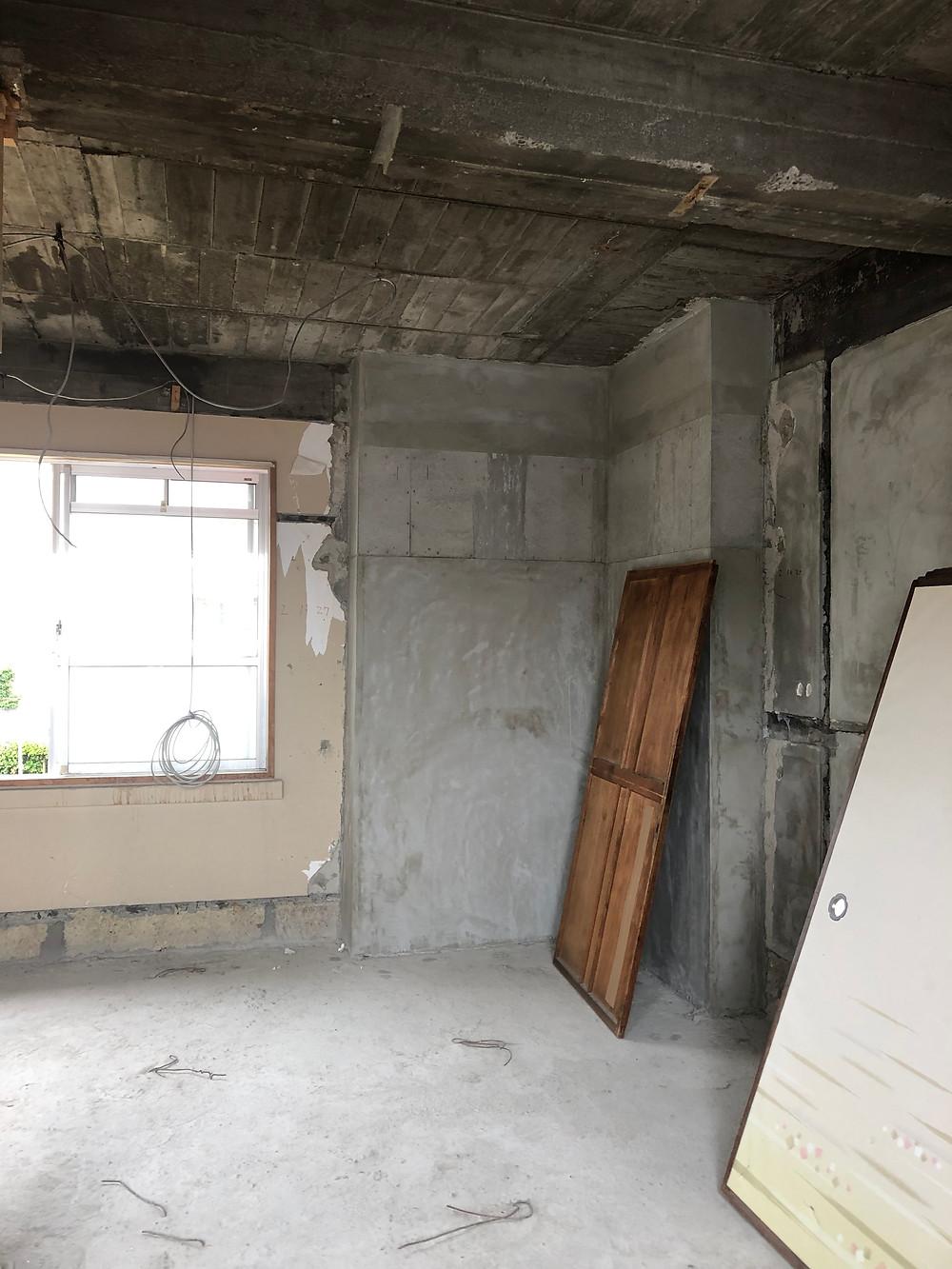 旧宮塚町住宅2階8号室