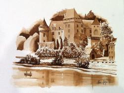 Le Château de La Roque-Gageac