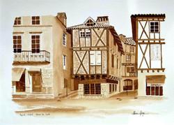 Saint-Céré dans le Lot