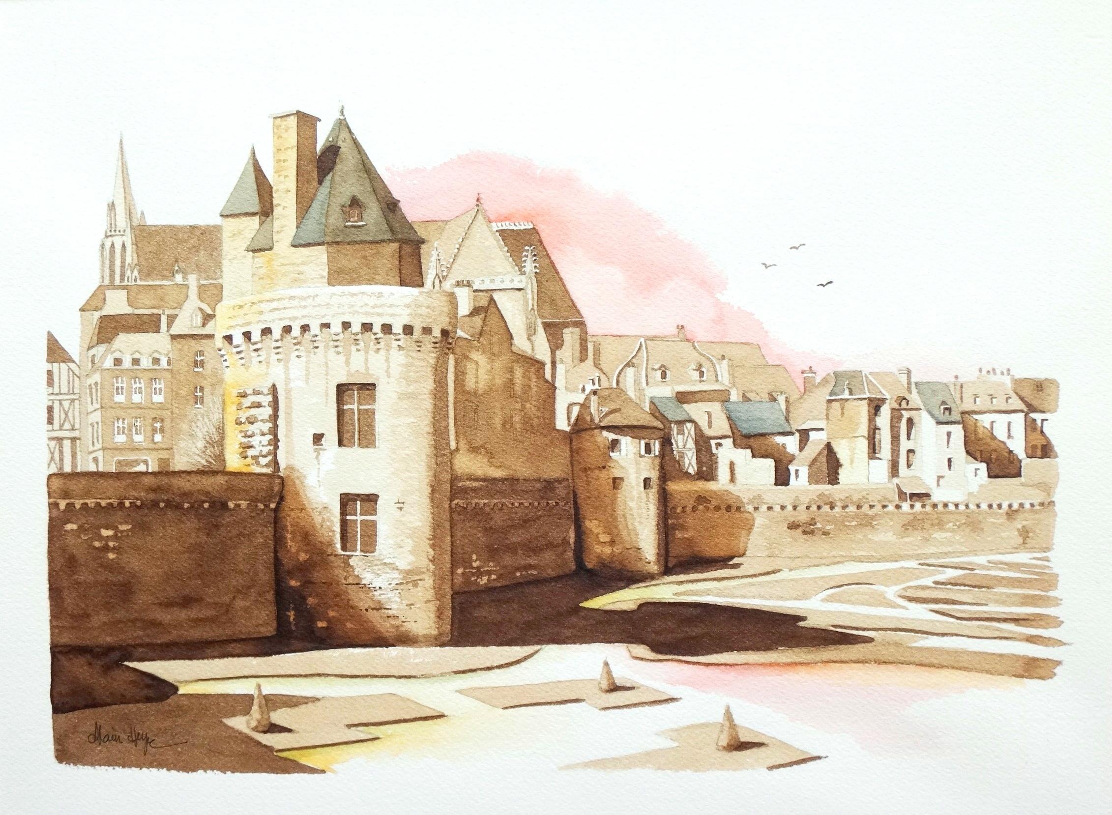 Les remparts de Vannes