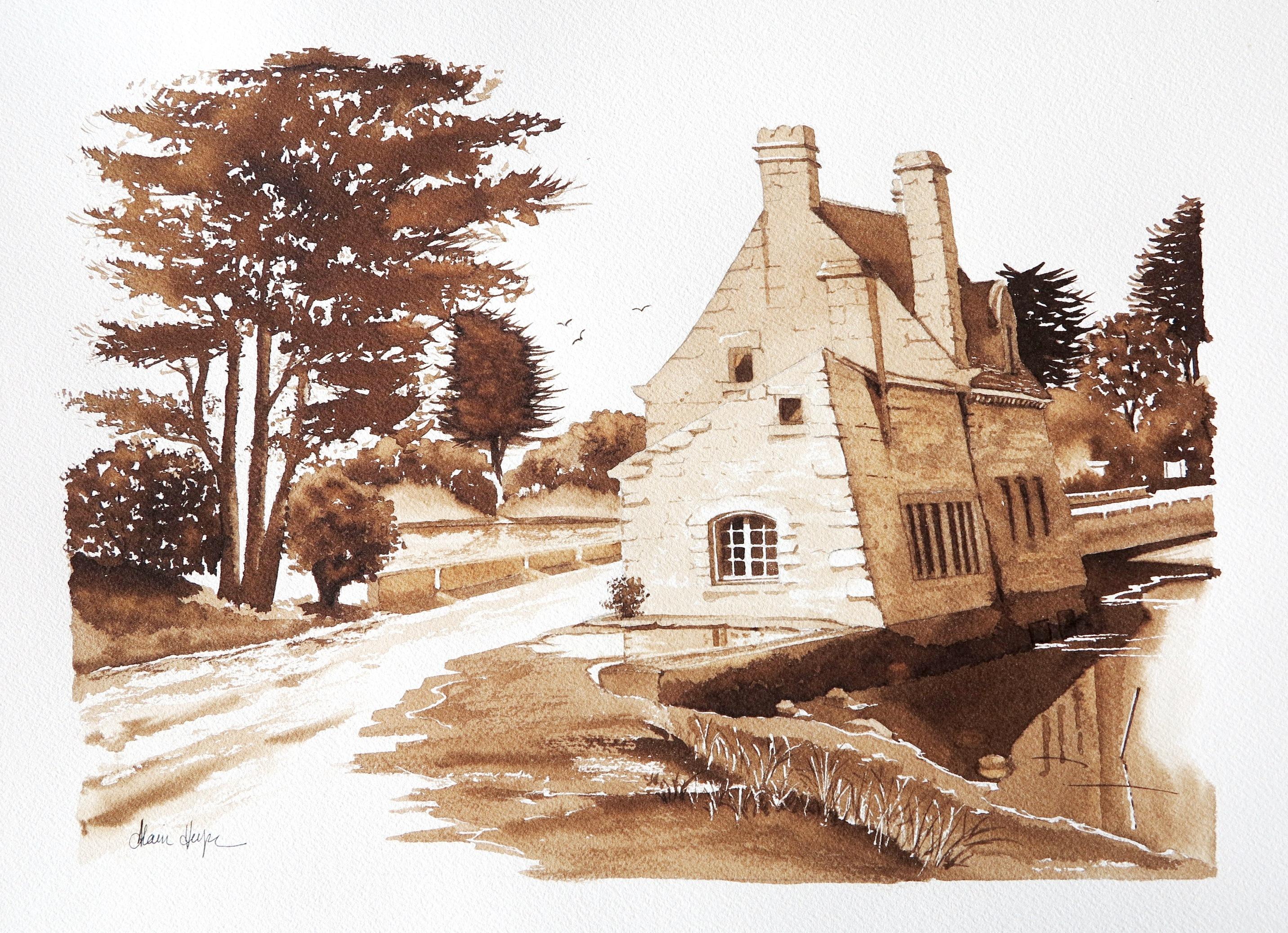 Moulin de Pencastel