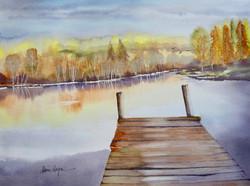 L'étang du Coucou