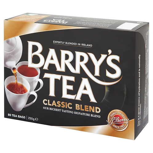 Barry's Tea Classic - 80 Tea Bags