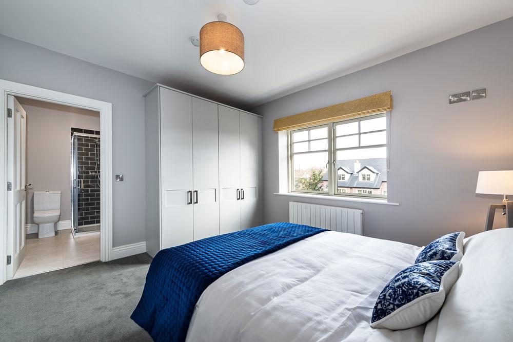 Inglenook Bedroom 1