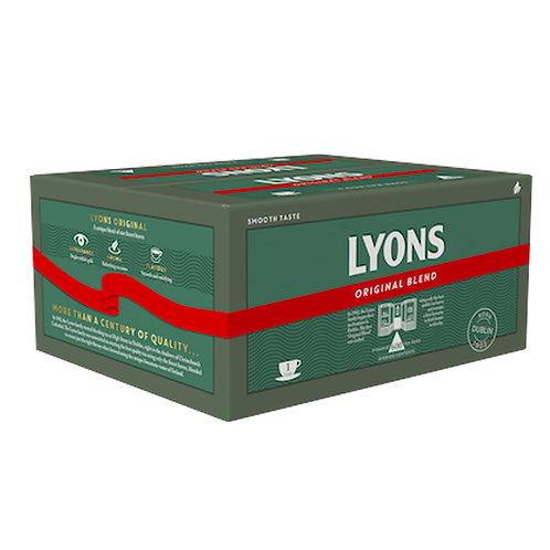 Lyons Original 1 Cup Tea bags (600 tea bags)
