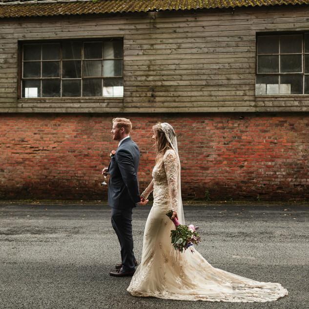 © Annie Kheffache Photography  - The Millhouse, Unusual Wedding Venues