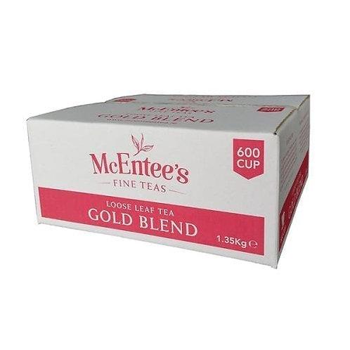 McEntees Irish Gold Blend Tea - 1.35 kg Box