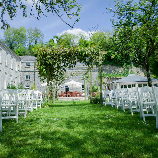 The Millhouse - Outdoor Wedding Venues Ireland