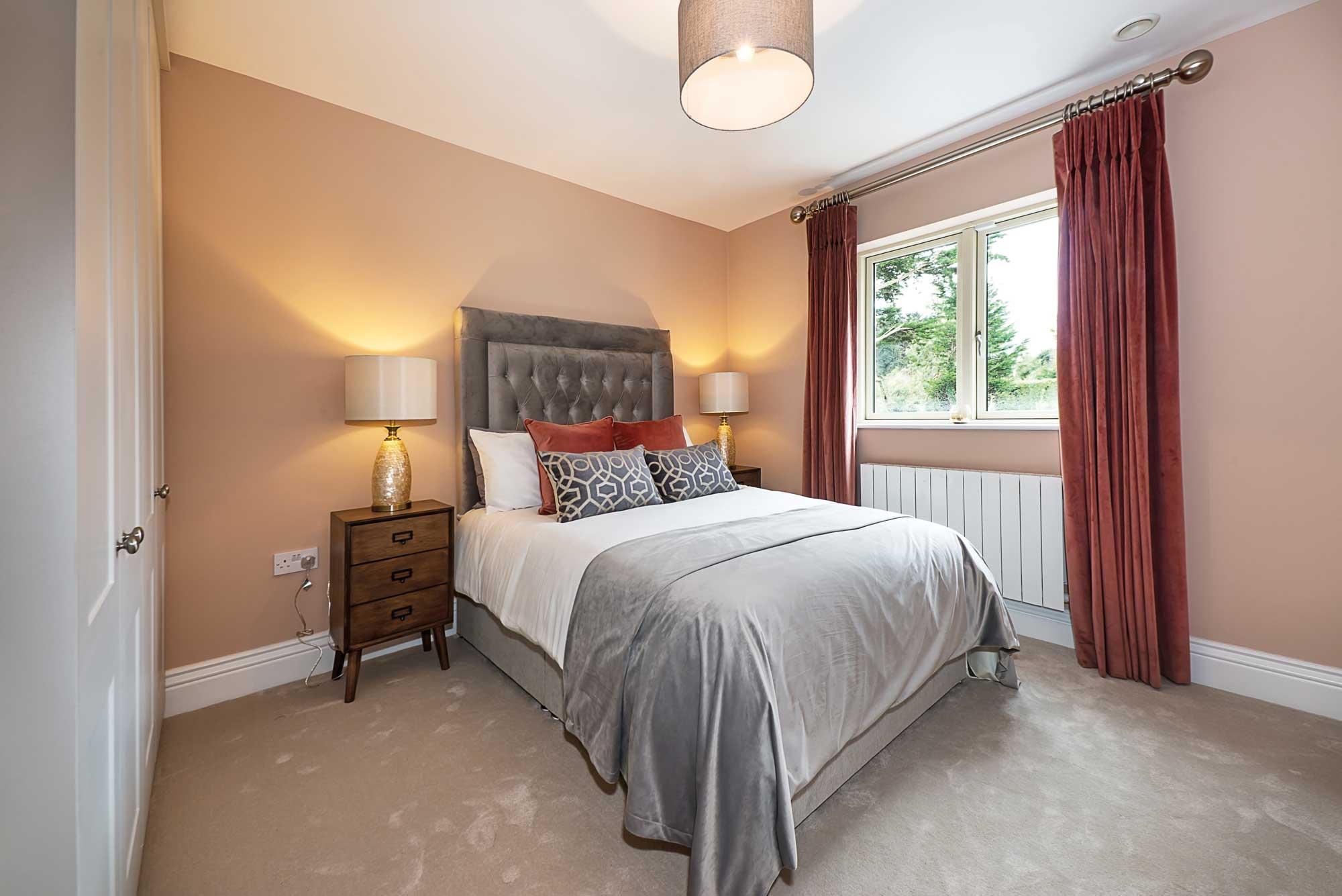 Inglenook Wood Bedroom