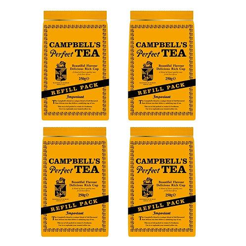 Campbells Perfect Tea Refill (4 Pack)