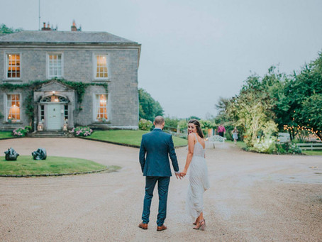 Real Wedding: Deborah and Keith say 'I do' at the magnificent Millhouse in Slane