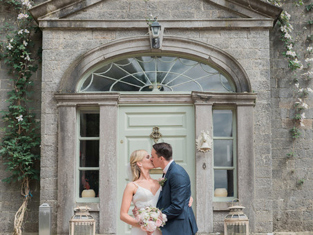 JENNIFER AND CHRISTOPHER'S RELAXED, FAMILY-FILLED WEDDING AT THE MILLHOUSE, SLANE