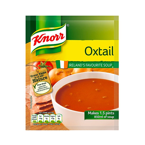 Knorr Oxtail Soup 60g (14 pack)